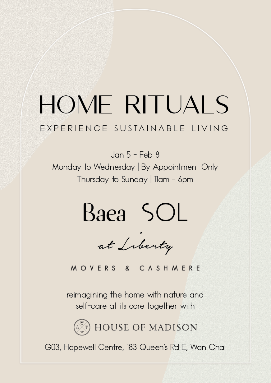 EVENT | HOME RITUALS 2021