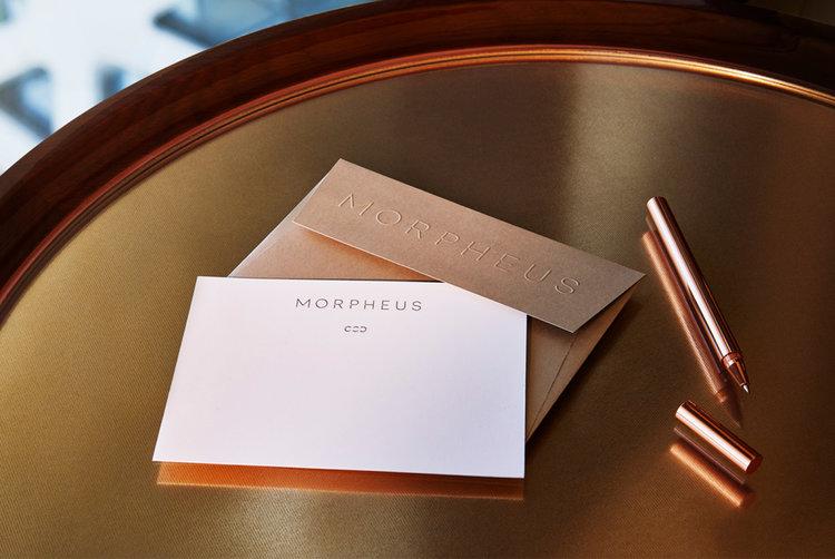 Creative Project | Morpheus Hotel