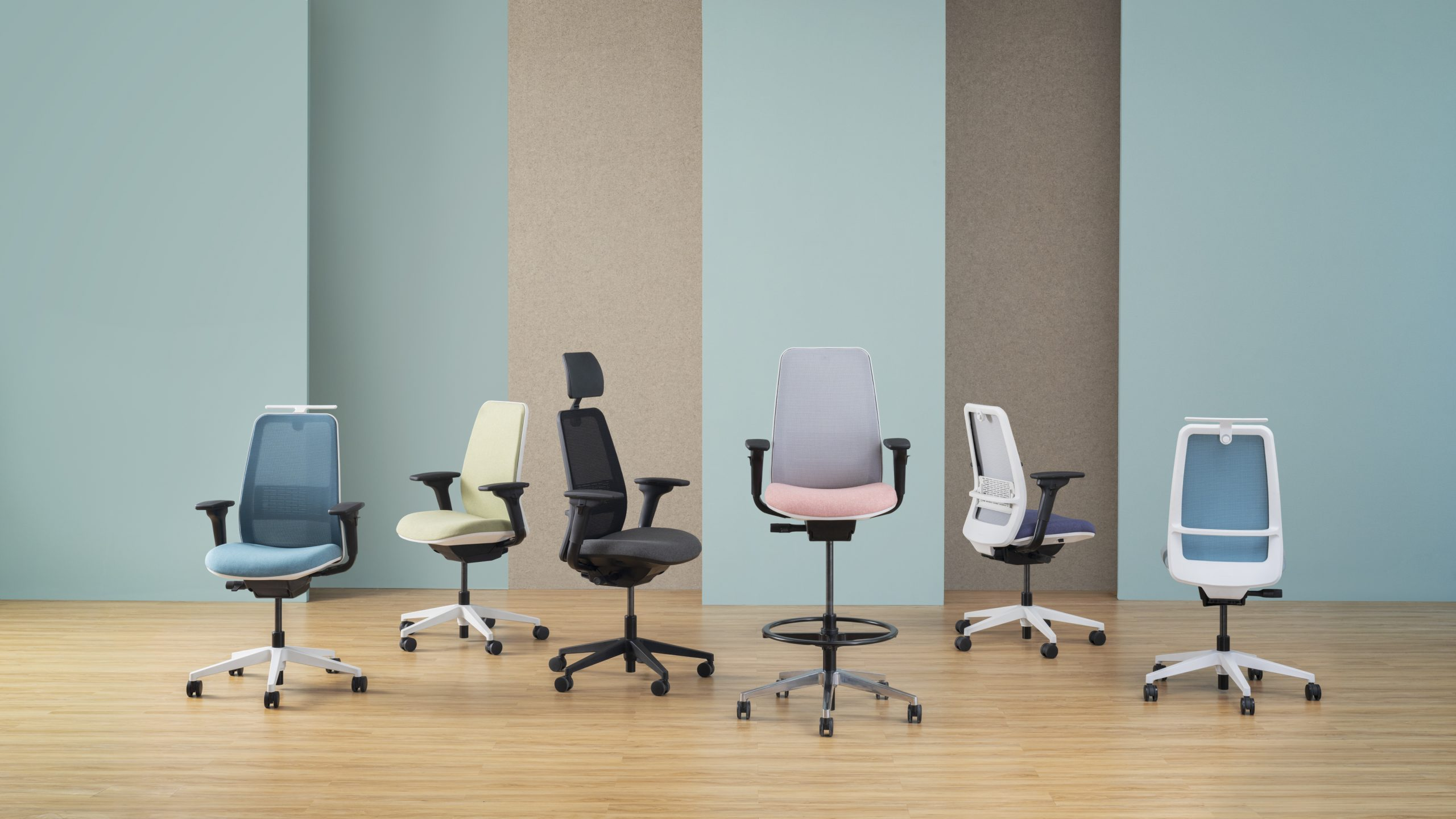 CREATIVE PROJECT | STEELCASE – PERSONALITY CHAIRS