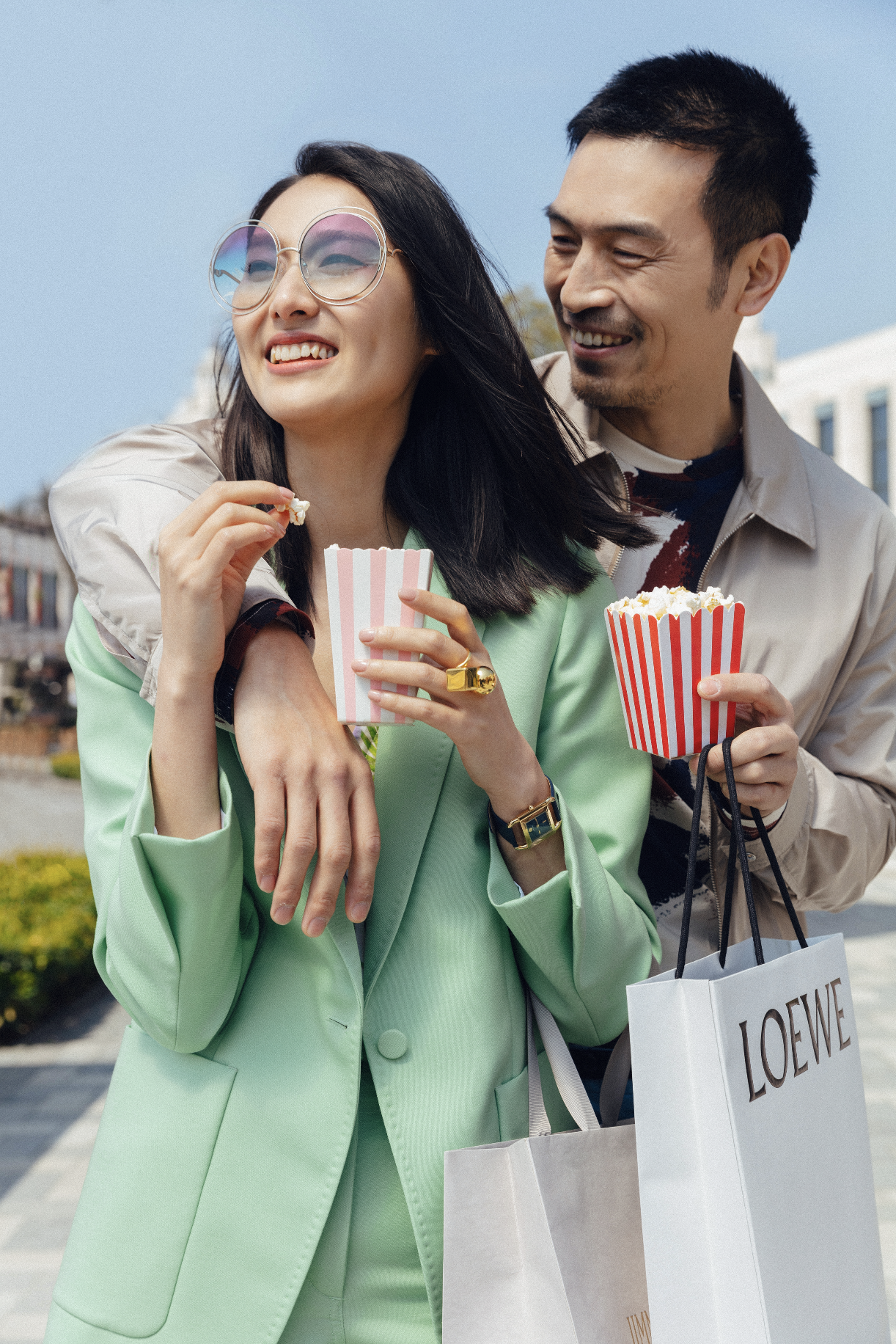 CREATIVE PROJECT | Q2 CAMPAIGN IMAGES FOR CHINA BICESTER VILLAGE